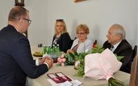 Galeria Razem od pół wieku. Trzy małżeństwa z Przemyśla świętowały Złote Gody