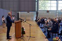 Galeria Otwarcie Centrum Rozwoju Badmintona - 25 września 2020
