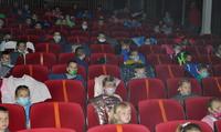 Galeria Przemyskie przedszkolaki zachwycone Kosmoleniami ratującymi Ziemię