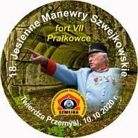 Galeria 18. Jesienne Manewry Szwejkowskie - fort VII Prałkowce