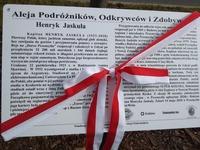 Galeria Pamięć zapisana w dębie. Henryk Jaskuła uhonorowany w Krakowie