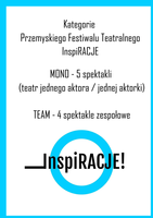 Galeria 3… 2… 1… startuje Przemyski Festiwal Teatralny InspiRACJE!