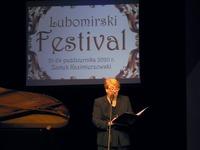 Galeria Lubomirski FESTIVAL. Dzień drugi i trzeci...