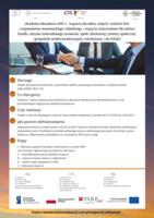 Galeria Dofinansowanie na szkolenie/doradztwo/coaching pracowników przemyskich przedsiębiorstw