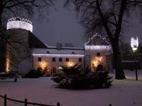 Galeria Świąteczno-noworoczne zaproszenie  Przemyskiego Centrum Kultury  i Nauki ZAMEK