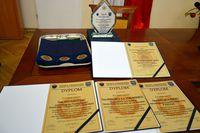 Nagrody i wyróżnienia salonu sukcesu