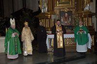 Msza Święta ekumeniczna - opłatek wielokulturowy w Bazylice Archikatedralnej