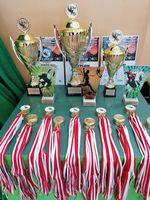 """Medale """"ORLIK Winter Cup 2021"""""""