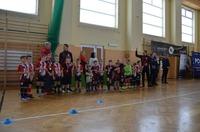 Zdjęcie drużyny UKS ORLIK Przemyśl wraz z trenerami