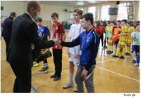 Wręczenie medali