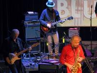 Galeria Dwa w jednym - II Zamkowa Noc Bluesowa i 5. urodziny zespołu SIMPLE MUSIC TEAM. Ależ się działo!