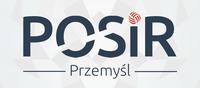 logotyp Przemyskiego Ośrodka Sportu i Rekreacji