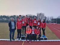 Zawodnicy UKS Tempo 5 Przemyśl na podium Przełajowych Mistrzostw Województwa oraz I Grand Prix Podkarpacia w Kolbuszowej. Zawody odbyły się 26 marca 2021 roku. Szczegółowe wyniki przemyskich zawodników opisane są w tekście.