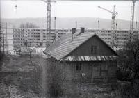 Jedno ze zdjęć z projektu - pierwsze bloki w Przemyślu