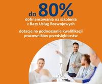"""Przemyska Agencja Rozwoju Regionalnego S.A. (parr.pl Fundusz Usług Rozwojowych wsparcie mikro, małych i średnich przedsiębiorstw oraz ich pracowników z subregionu przemyskiego"""" do 80% dofinansowania na szkolenia z Bazy Usług Rozwojowych dotacje na podnoszenie kwalifikacji pracowników przedsiębiorstw Operator Podmiotowego Systemu Finansowania: Przemyska Agencja Rozwoju Regionalnego S.A. (PARR S.A.) ul. ks. Piotra Skargi 7/1, 37-700 Przemyśl, tel. (16) 633 63 88 wew. 2 lub 3 e-mail: uslugirozwojowe@parr.pl, www.funduszuslugrozwojowych.parr.pl Budynek, w którym mieści się biuro projektu jest dostosowany architektonicznie do osób z niepełnosprawnościami. Fundusze Europejskie Program Regionalny Rzeczpospolita Polska Unia Europejska Europejski Fundusz Społeczny PODKARPACKIE przestrzeń otwarta www.mapadotacji.gov.pl"""