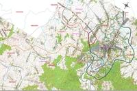 mapa obwodnicy