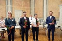Nagrodzeni urzędnicy