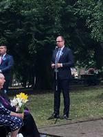 Wystąpienie Prezydenta Wojciecha Bakuna