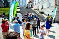 Galeria Oficjalne otwarcie podkarpackiego szlaku filmowego w Przemyślu - 11 lipca 2021