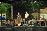 """Koncert zespołu """"Tołhaje"""" na dziedzińcu Zamku Kazimierzowskiego"""