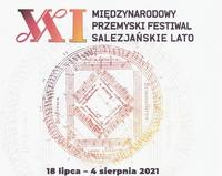 Plakat Festiwalu z logo wydarzenia