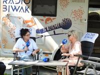 Galeria Radio Biwak w Zamku Kazimierzowskim w Przemyślu (2021)