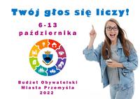 InfoGrafika: Budżet Obywatelski 2022 - Głosowanie!