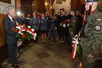 Obchody 75 rocznicy Zbrodni Katyńskiej w Przemyślu (fot. R. Porada)