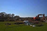 Trwa budowa Wodnego Placu Zabaw w Przemyslu