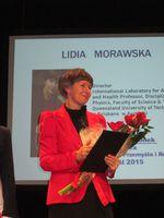 Galeria Spotkanie z prof. Lidią Morawską