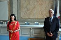 Galeria Medale Złote za Długoletnią Służbę