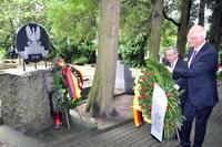 Galeria Cmentarz żołnierzy niemieckich