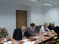Galeria Czwarte posiedzenie Rady Seniorów