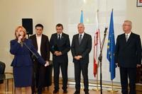 Galeria Spotkanie rad Lwowa i Przemyśla