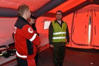 Galeria ćwiczenia Obrony Cywilnej