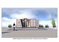 Galeria Pomnik Zesłańców Sybiru i Ofiar Katynia