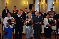 Galeria 50-lecie pożycia małżeńskiego - 9 grudnia 2015 r.