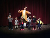 Galeria Bajki taneczne Zespołu Pieśni i Tańca Przemyśl