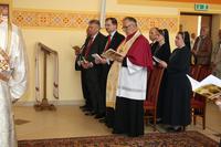 Galeria Konsekracja kaplicy w Prałkowcach