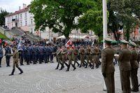 Galeria 25. rocznica powstania Straży Granicznej