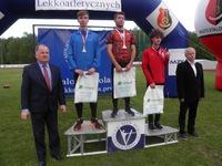 8 medali młodych Przemyślan w Lekkiej Atletyce