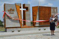 Galeria Odsłonięcie pomnika Zesłańców Sybiru i Ofiar Katynia - cz I