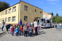 Galeria ratownik w przedszkolu