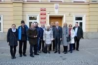 Galeria dziennikarze z Austrii
