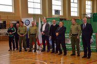 Galeria II Mistrzostwa Straży Granicznej w Koszykówce