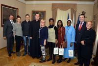 Galeria Wizyta nauczycielek ze Szkoły Św. Marcina z RPA
