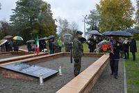 Galeria Otwarcie cmentarza żołnierzy radzieckich i włoskich przy ul. Obozowej