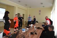 Galeria Szkolenie z pierwszej pomocy dla Straży Miejskiej