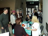 Galeria Badanie sprawności seniorów