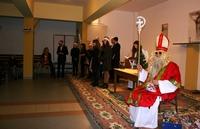 Galeria Mikołaj w parafii Miłosierdzia Bożego - 6 grudnia 2016